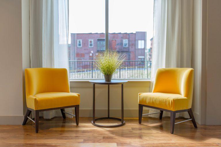 psychologisch effect van kleur op je interieur geel